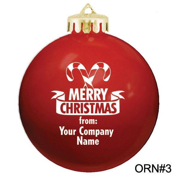 ... Custom-Christmas-Ornament-ORN3 ... - Custom Christmas Ornament Design Ideas - Perfect Imprints Blog