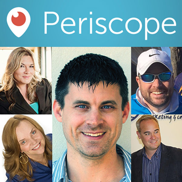 Promotional Products Experts talk about Periscope and ways to use it for the Industry