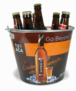 Promoting Your Bar Using Beer Buckets During Slow Season