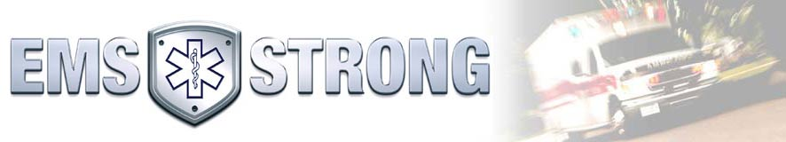 EMS Week 2015 Theme - EMS STRONG