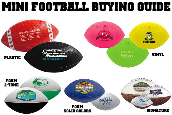 Mini Footballs Buying Guide