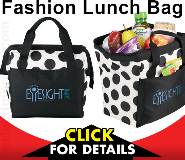 Custom Fashion Lunch Tote