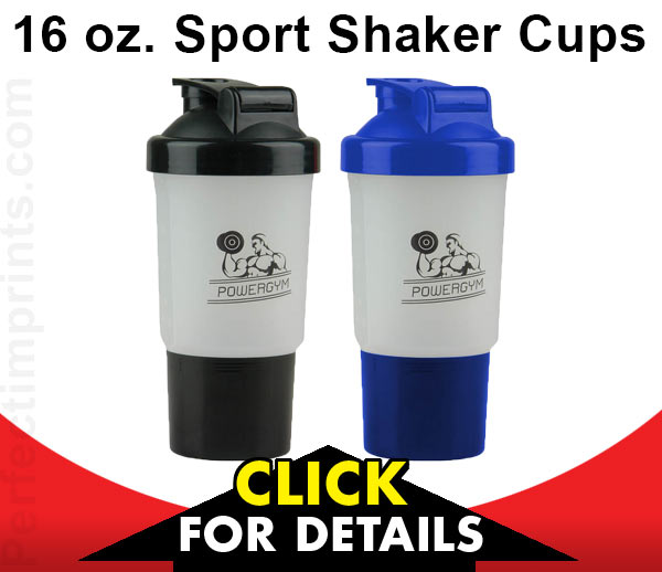 Custom Sport Drink Mixing Cup