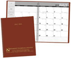 Custom Academic Monthly Planners