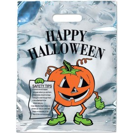 Reflective Halloween Trick or Treat Bags