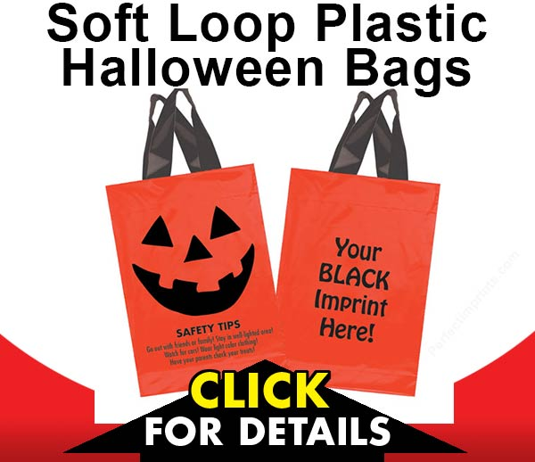 Trendy Tuesday - Soft Loop Halloween Bag