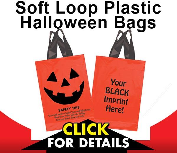 Trendy Tuesday - Soft Loop Halloween Bag