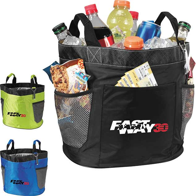 Game Day Tailgate Cooler - 24 Can Capacity