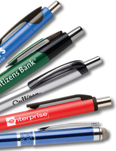 Anti-Fraud Ink Promotional Pens
