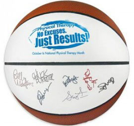 Custom Printed Autograph/Signature Basketballs
