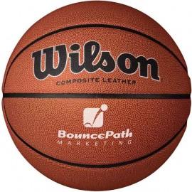 Composite Leather Full Size Custom Basketballs