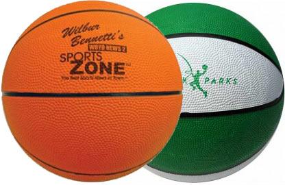 Full Size Custom Rubber Basketballs
