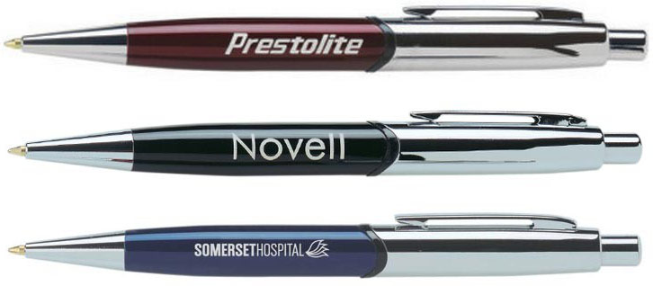Premium pens make great EMS Week gifts for parameidcs