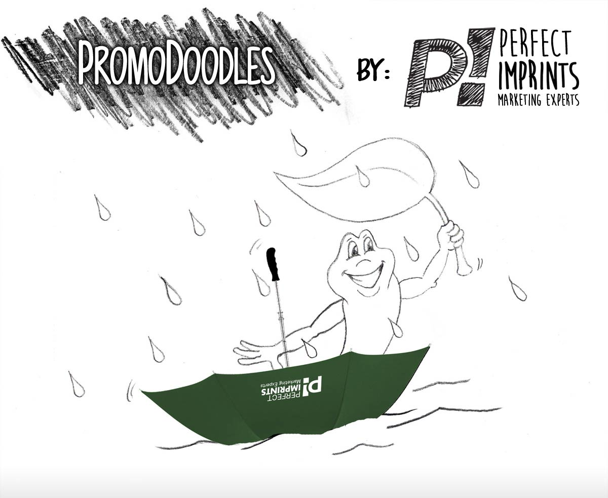 Promotional Umbrellas - PromoDoodles by Perfect Imprints