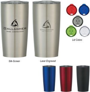 20 oz. Stainless Steel Coffee Tumblers - Great EMS Week Gifts