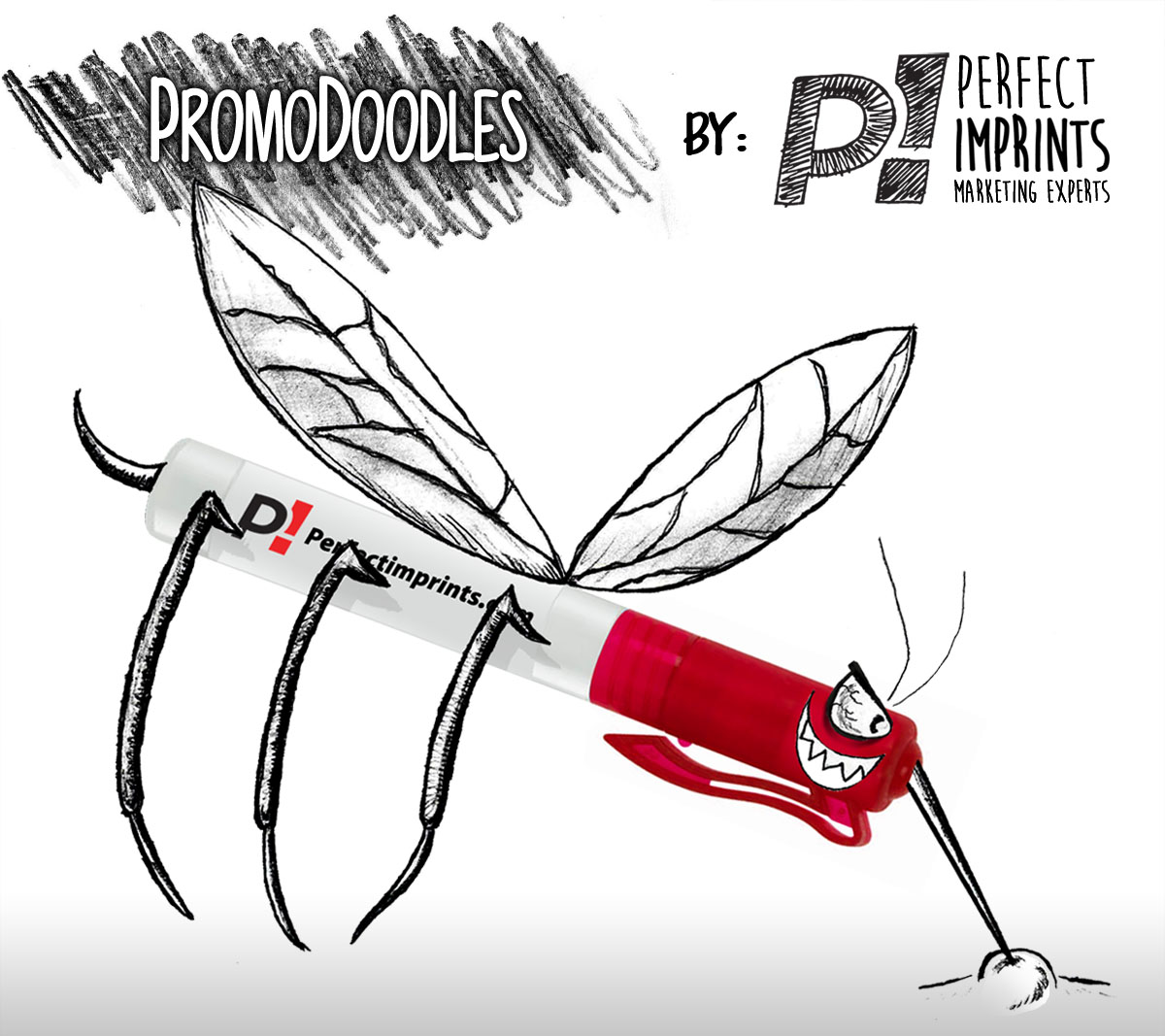 Promotional Insect Repellent Pen Sprayer - PromoDoodles by Perfect Imprints
