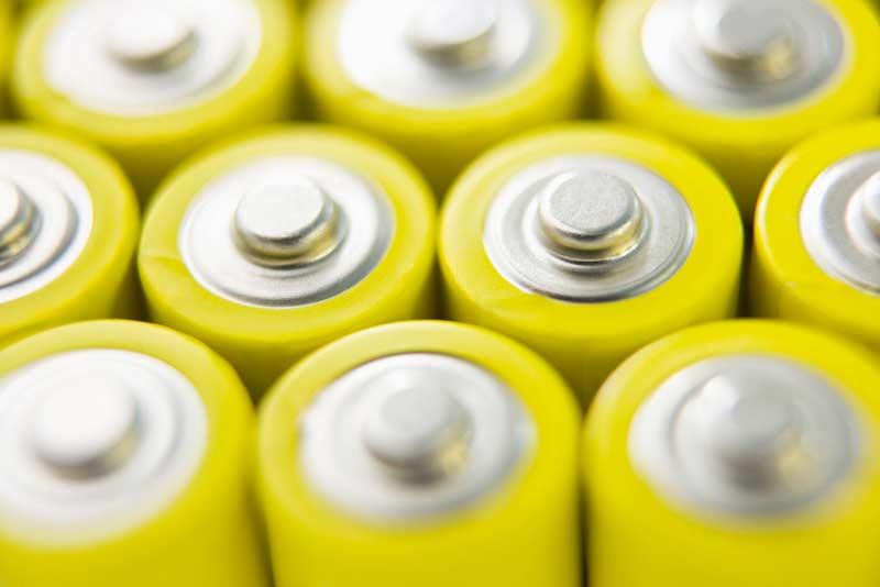 Batteries - #8
