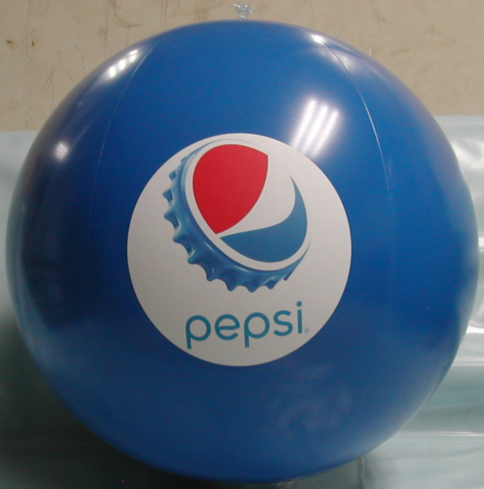 Custom Beach Balls