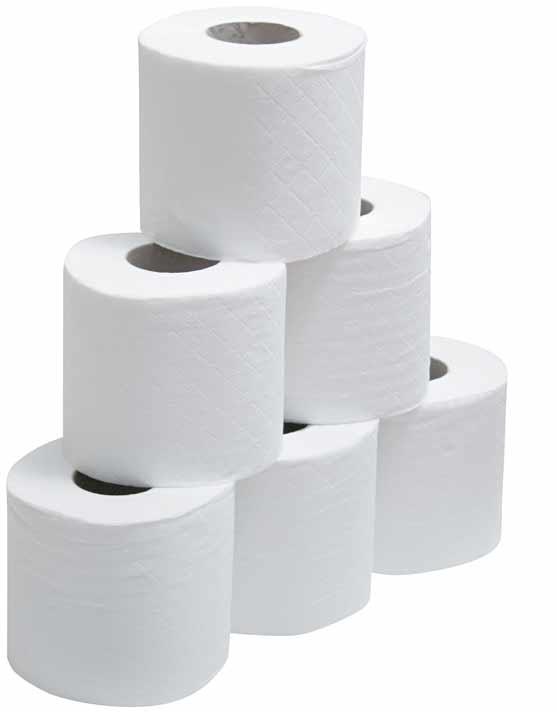 #1 - Toilet Paper