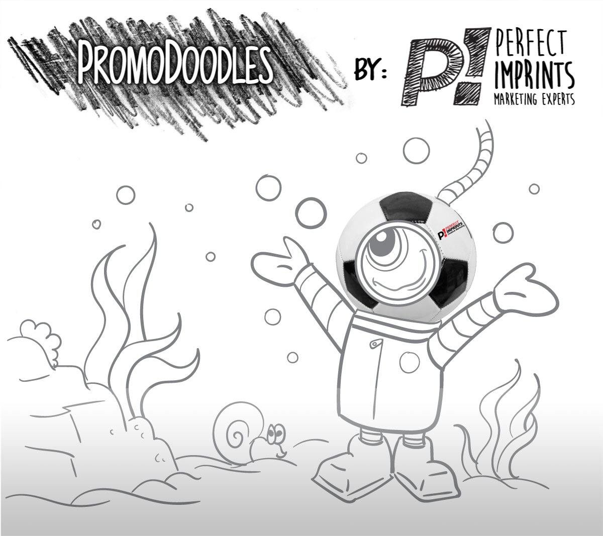 PromoDoodles by Perfect Imprints - Custom Soccer Balls