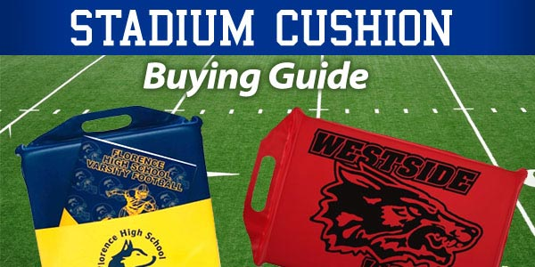 Buying Guide for Custom Stadium Seat Cushions