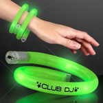 Custom Flashing Arm Bands/Bracelets