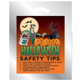 Halloween Safety Tips - Halloween Safety Promotional Items & Bags