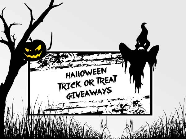 Halloween Trick or Treat Giveaways