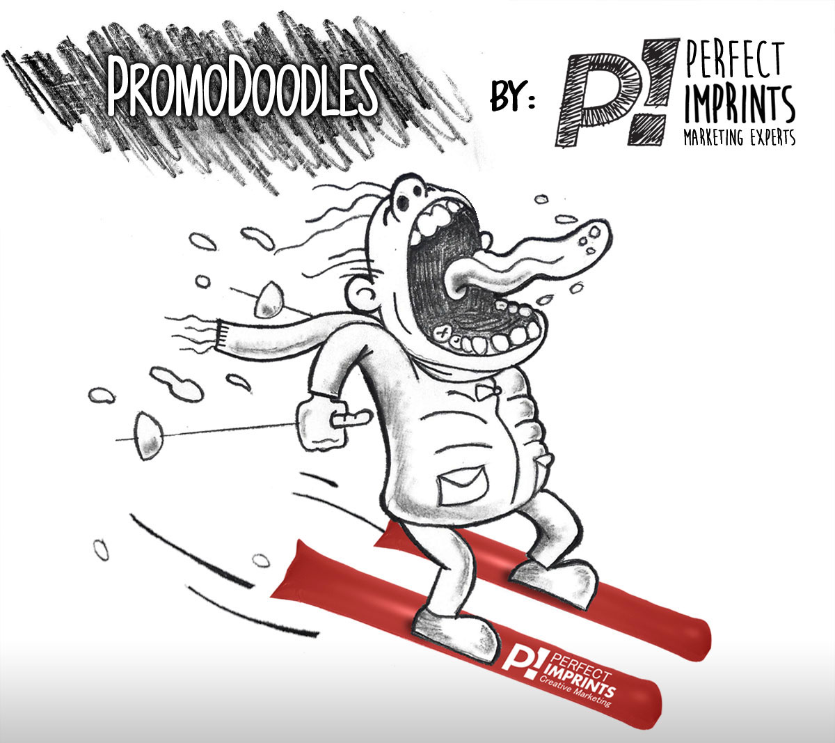 PromoDoodles by Perfect Imprints - Thundersticks