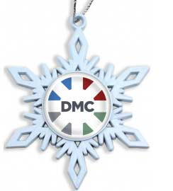 Custom Snowflake Ornaments