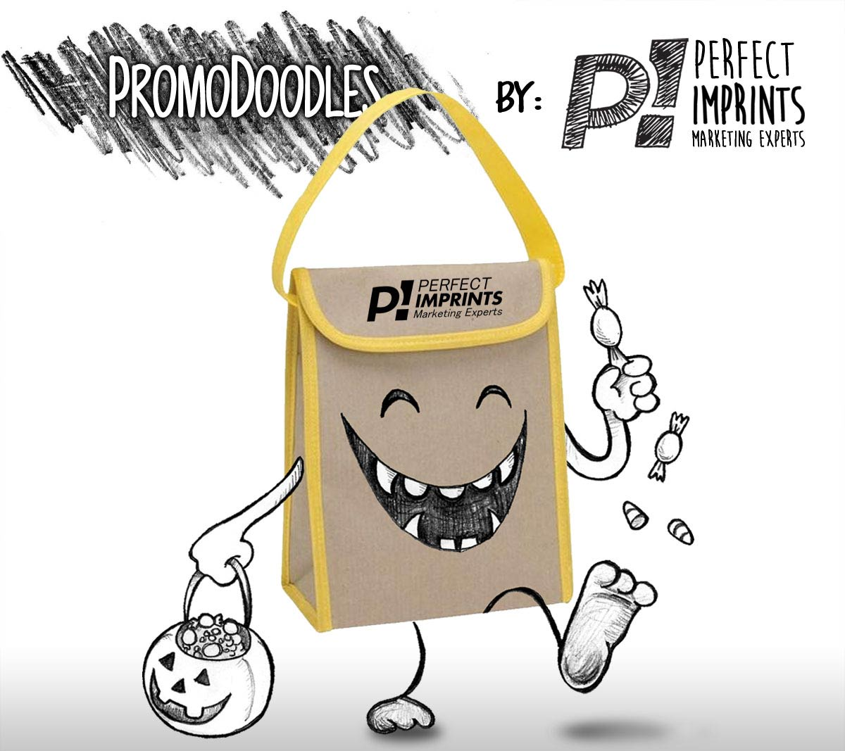 PromoDoodles by Perfect Imprints - Unique Halloween Bags