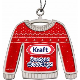 Promotional Ugly Sweater Christmas Ornaments