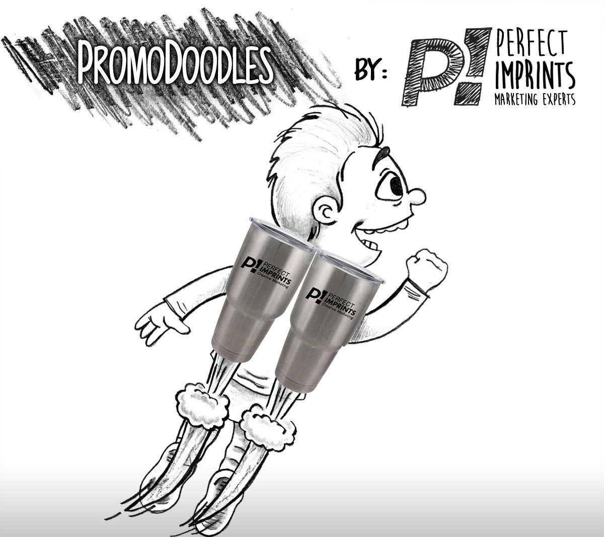 PromoDoodles by Perfect Imprints - Custom Stainless Steel Tumblers
