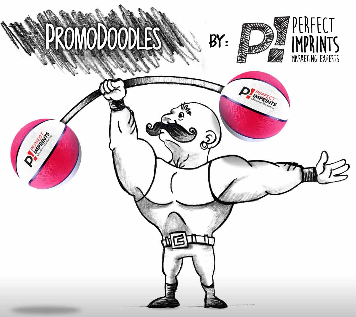 PromoDoodles by Perfect Imprints - Custom Basketballs