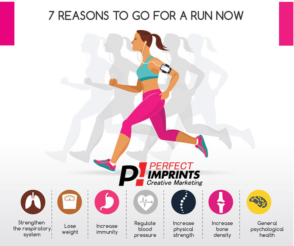 7 Reasons to go for a run now