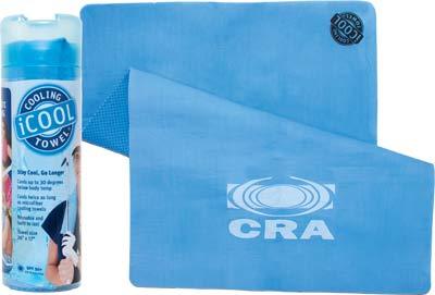 Custom Cooling Towels
