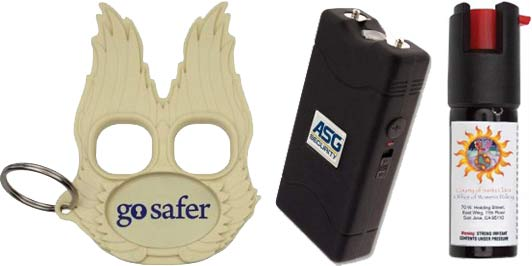 Personal Security Promotional Items