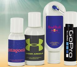 Promotional Sunscreen