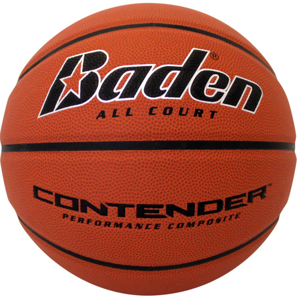 Baden Contender Full Size Custom Basketballs