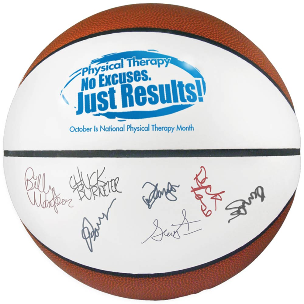 Full Size Custom Autograph Basketballs