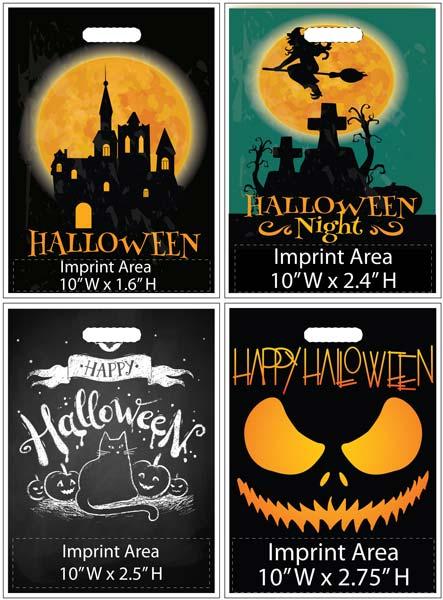 Exclusive Halloween Bag Designs