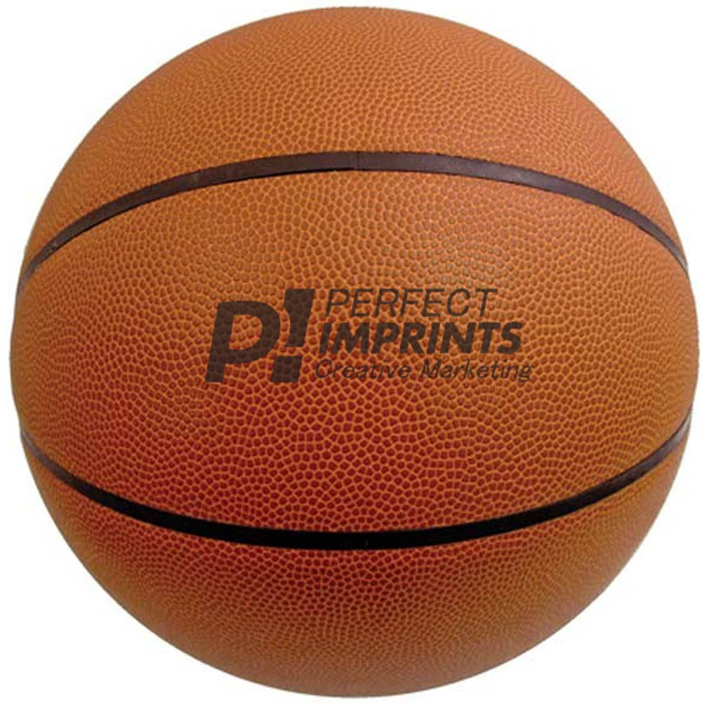 Full Size Synthetic Leather Basketballs - 29.5""
