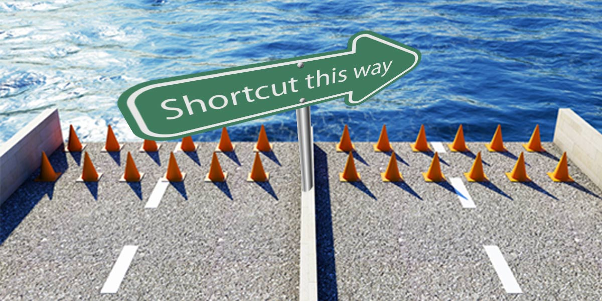 Don't Take Shortcuts With Your Promotional Products