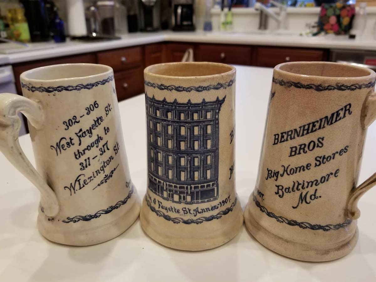 Jay Shaplin of Sonic Promos - Collector's Mugs