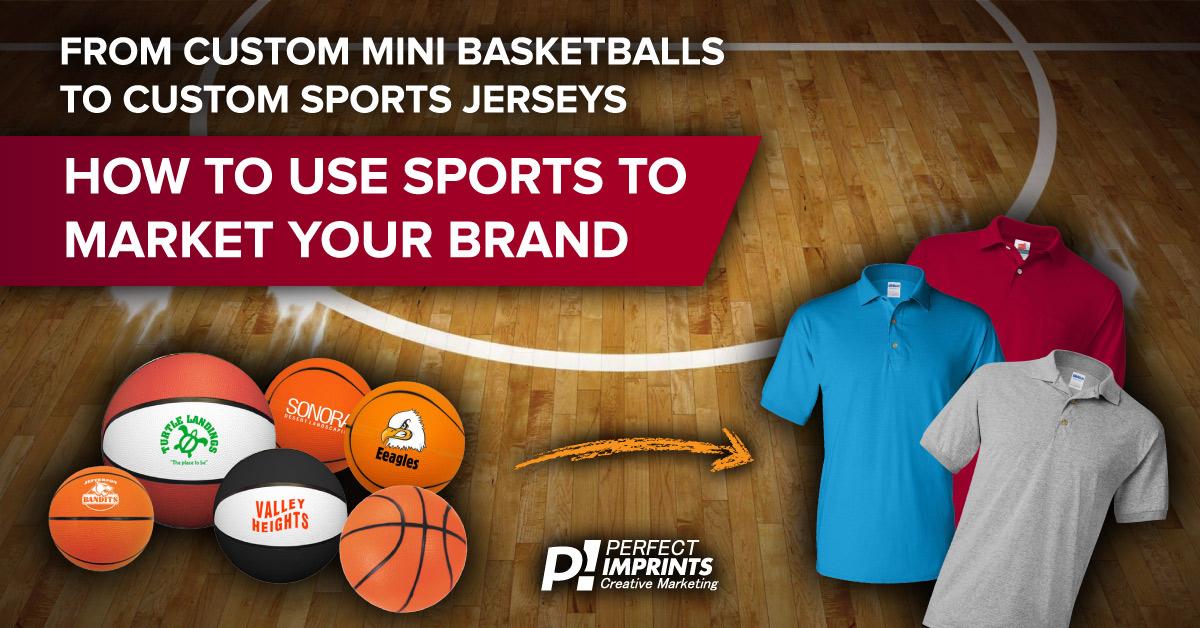 From Custom Mini Basketballs to Personalized Custom Sports Jerseys