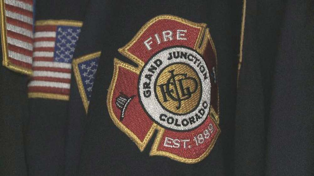 Grand Junction Fire Department Logo