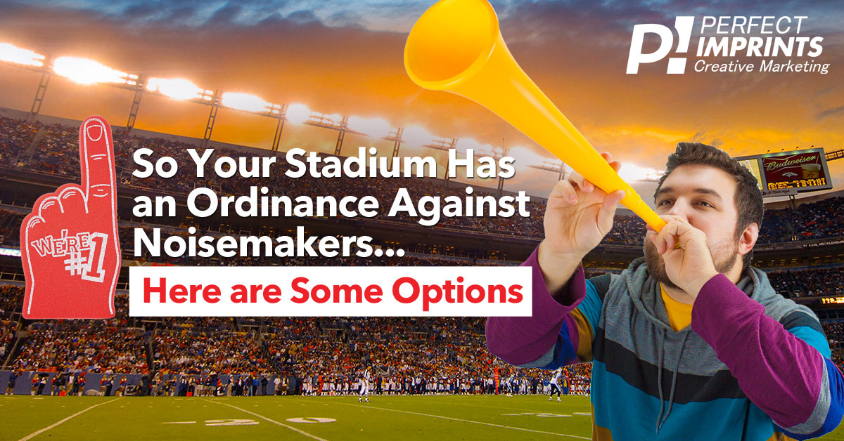 Options for the Stadium When There's a Noise Ordinance