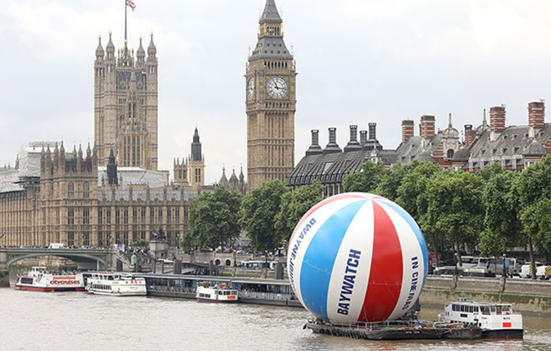 World's Largest Custom Beach Ball