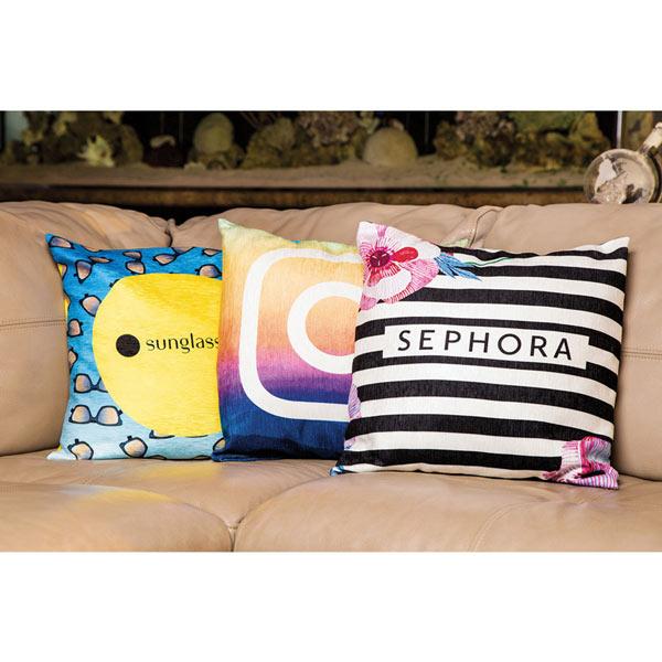 Promotional Throw Pillows