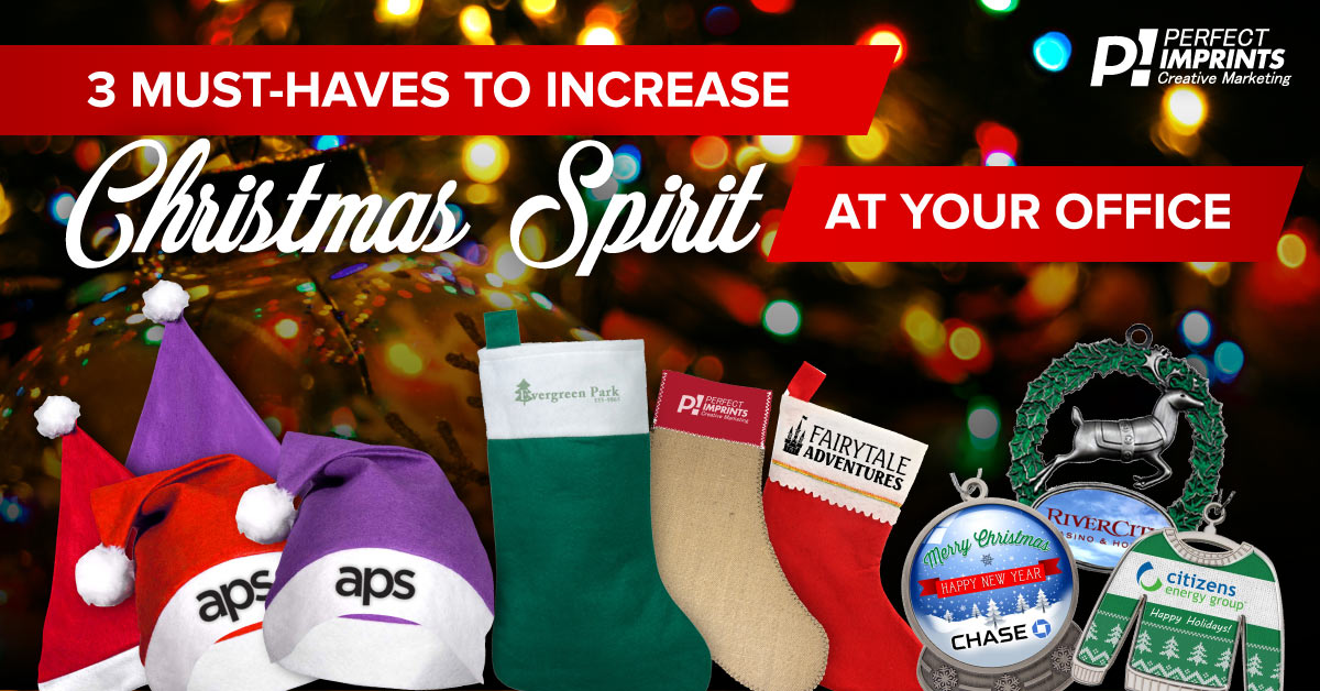 3 must haves to increase christmas spirit at your office - Christmas Must Haves